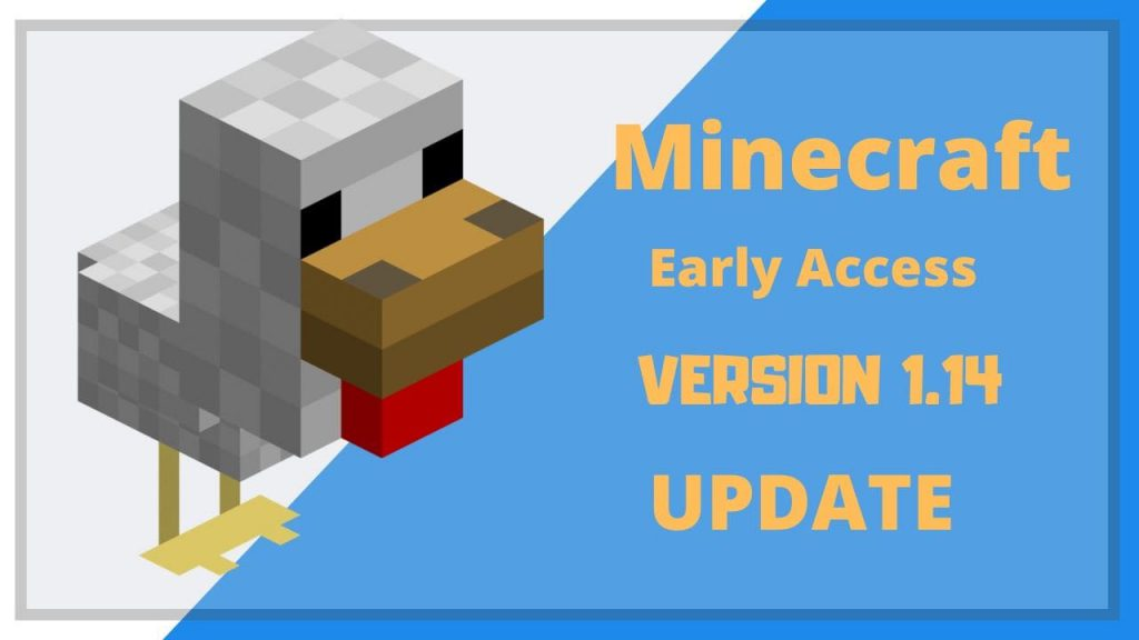 minecraft update early access