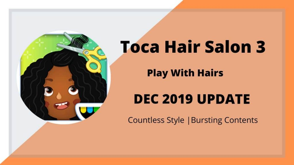 toca hair salon 3 apk