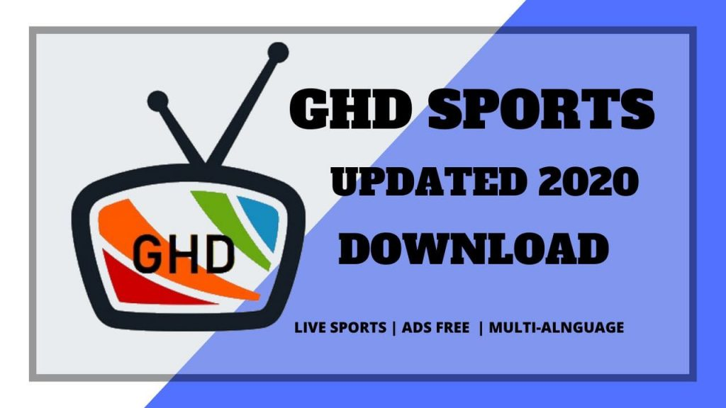 GHD SPORTS APK ANDROID