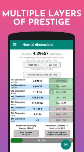 Antimatter Dimensions Mod APK