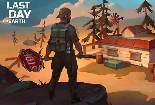 Last Day On Earth Mod APK