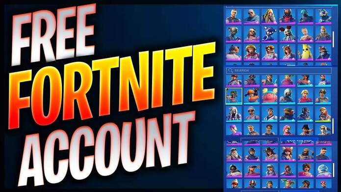 Free Fortnite Account Generator That Works Latest 2021