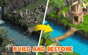 Atlantis Odyssey MOD APK iOS/Android (Unlimited Energy) Latest Download 1
