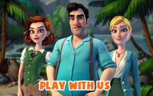 Atlantis Odyssey MOD APK iOS/Android (Unlimited Energy) Latest Download 5