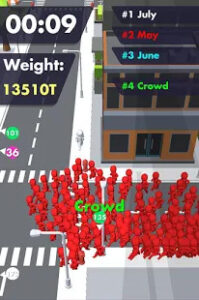 Crowd Buffet MOD APK iOS/Android Latest (Unlimited Coins) 1