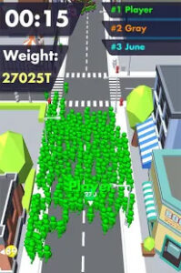 Crowd Buffet MOD APK iOS/Android Latest (Unlimited Coins) 2