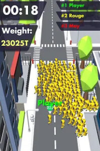 Crowd Buffet MOD APK iOS/Android Latest (Unlimited Coins) 3