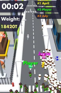 Crowd Buffet MOD APK iOS/Android Latest (Unlimited Coins) 4