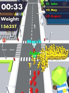 Crowd Buffet MOD APK iOS/Android Latest (Unlimited Coins) 6