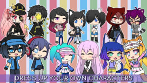 Old Gacha Life APK iOS and Android Latest Updated 3