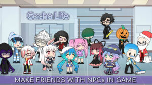 Old Gacha Life APK iOS and Android Latest Updated 5