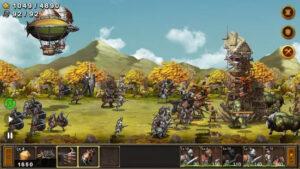 Battle Seven Kingdoms MOD APK IOS/Android (Unlimited Coins/ Gems) 2