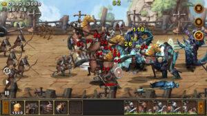 Battle Seven Kingdoms MOD APK IOS/Android (Unlimited Coins/ Gems) 3