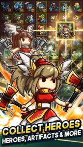 Endless Frontier MOD APK iOS/Android 2021 (Unlimited Money) Latest Download 2