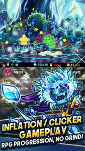 Endless Frontier MOD APK iOS/Android 2021 (Unlimited Money) Latest Download 1