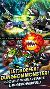 Endless Frontier MOD APK iOS/Android 2021 (Unlimited Money) Latest Download 3