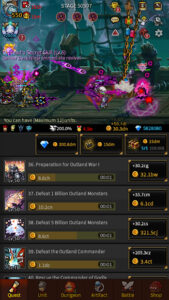 Endless Frontier MOD APK iOS/Android 2021 (Unlimited Money) Latest Download 4