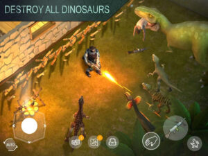 Jurassic Survival MOD APK Unlimited Money iOS/Android Latest 2021 2