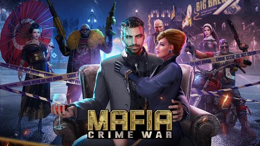 Mafia Crime war mod apk ios android