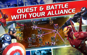 Marvel Contest of Champions Mod Apk (GOD MOD) Download for Android 2