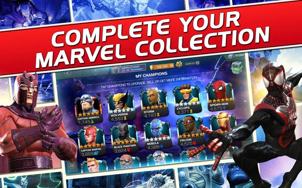 Marvel Contest of Champions Mod Apk 3