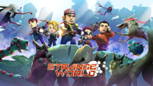 Strange World Mod APK iOS/ Android Latest 2021 (Unlimited Resources) 1