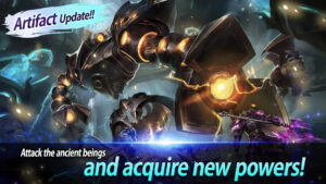 Summoners War MOD APK iOS/Android (Unlimited Crystals) 1