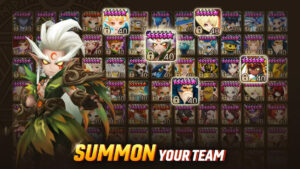 Summoners War MOD APK iOS/Android (Unlimited Crystals) 2