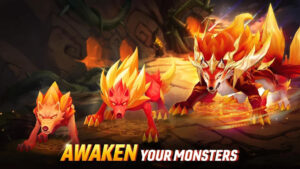 Summoners War MOD APK iOS/Android (Unlimited Crystals) 3
