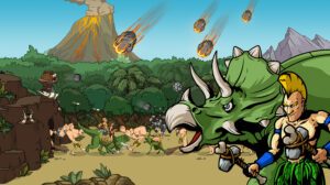 Age of War 2 MOD APK iOS Unlocked [Unlimited Everything] 2