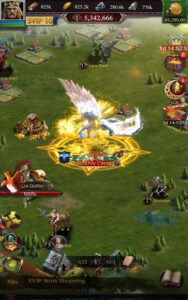 Clash of Kings Mod APK iOS Latest 2021 [Unlimited Gold and Money] 3