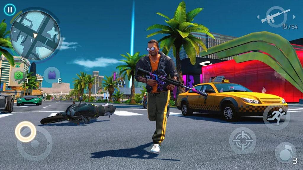 Gangstar Vegas mod apk ios 3