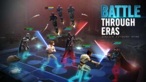 Star Wars Galaxy of Heroes MOD APK iOS Unlimited Everything 2