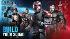 Star Wars Galaxy of Heroes MOD APK iOS Unlimited Everything 3