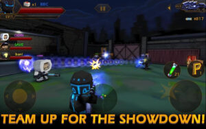 Call of Mini Zombies MOD APK iOS Unlimited Everything [God Mod] 2