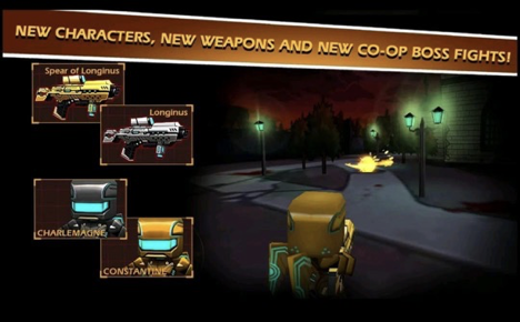 Gameplay Key features Call of Mini Zombies MOD APK