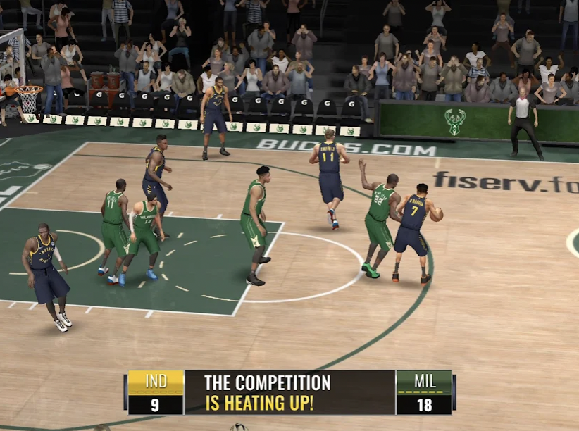How To Download And Install NBA Live Mobile Basketball Mod APK