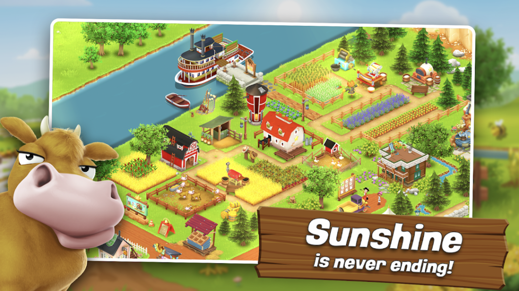 Hay Day MOD APK iOS Android Download Latest (Unlimited Diamonds/Unlimited Money)