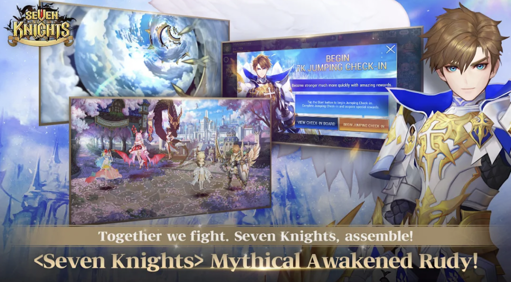 What is Seven Knights Mod APK Cracked ?